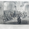 Überfall auf das Kolleg Mariahilf, 1848