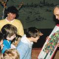 Visitation Dr. Krätzl, 1991