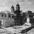 Neubau Kirche, 1907