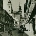 Barnabitengasse, 1950