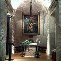 Oratorio di Sant'Andrea - Navata centrale