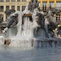 """place des Terreaux  """"fev 2012"""""""