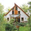 Gartenansicht, Haus 1