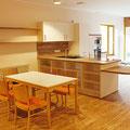 Modernisierter Ess und Wohnbereich