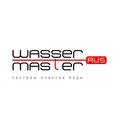 "Логотип производителя систем очистки воды ""Wasser Master Rus"", Самара, 2012 г."