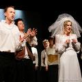 Der Zigeunerbaron, Rolle der Arsena, 2017 Käfigturmtheater Bern