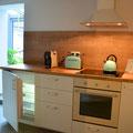 Küche - Ferienwohnung Willi bei Juste in Schotten - Eichelsachsen