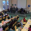 Willkommensfeier Neubürger/Flüchtlinge