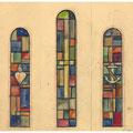 Entwurf für die Trinitatiskirche Beutnitz: : Foto Claudia Persch und Bernd Adam