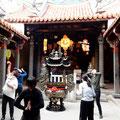 Das Üben im Tempel-Zhunan