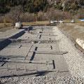 Fabrication et Installation de la station de traitement des eaux par filtration de St Martin de Queyrières (05)