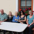 Familie Steiner aus der Steiermark