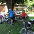 Radfahrer aus Bayern