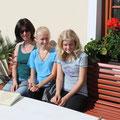 Ulli, Ina und Eva