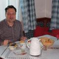 Letzter Gast im Dezember-unser gehörloser Freund Janusz aus Polen