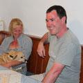 Margot und Chris mit Ronja