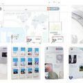 IFAT 2008 - Planungsphase der Beschriftung und Messestandbilder vor Ort