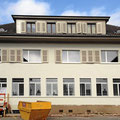 Fassaden Renovation bei UBS-Bank