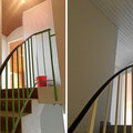 Treppengeländer vorher-nachher