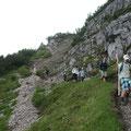 Das Haus Waldeck erobert die Berge, Pässe von Österreich...