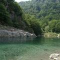 malerische Flüsse...