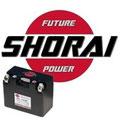 SHORAI バッテリー