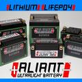 ALIANT バッテリー