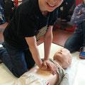 Erste Hilfe Ausbildung für Kinder und Schüler