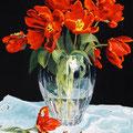 """ Parrot Tulips"""