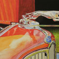 """""""Ford's Hood Ornament"""" •Artists Collection"""