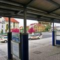 Delitzsch-Vorportal Unterer Bahnhof, Foto: byskb