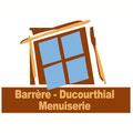 Création du logo pour Barrère - Ducourtial Menuiserie