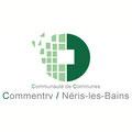 Création du logo pour la Communauté de communes de Commentry/Néris les Bains