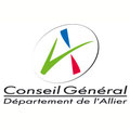 Refonte du logo pour le Conseil général de l'Allier (03)