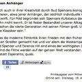 Wiener Zeitung (online) 19. April Wiener Zeitung (print) 20. April  Teil II