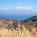 auf einer Wanderung nahe Kerinia