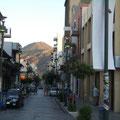 Einkaufsstraße von Aghio