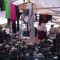 Wochenmarkt in Aghio