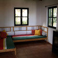 Sofa im Haus