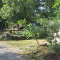 camping à la ferme Ardèche Rosières