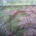 OeAV Karte Tuxer Alpen
