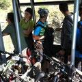 Scheizer E-Bikefahrer: keine Chance dranzubleiben