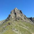 drittletzter Gipfel, letzte Herausvorderung: Weißspitze