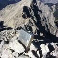 Gipfel Jägerkarspitze