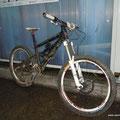 Bike meiner Wahl: leicht aufgebautes 901er