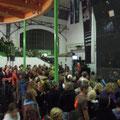 viele Zuschauer im Finale