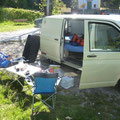 Schurke - unser mobile home