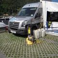Benzin-Kärcher von CRC-Team