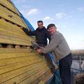 Maurice et Nicolas, 50 ans d'écart et une même passion pour leur métier.