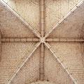 Voûte à la croisée du transept